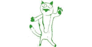fastelavn mouritz kat grøn facebook